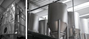 Die moderne Misch- und Produktionsanlage für Backmischungen und Backvormischungen von Teltomalz