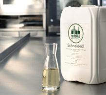 Gleit- und Schneideöl für Teig vom Hersteller Teltomalz