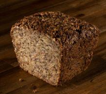 Saatenreiches Premium Brot mit Backmischung vom Hersteller Teltomalz