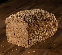 6-Korn Brot mit Backmischung vom Hersteller Teltomalz